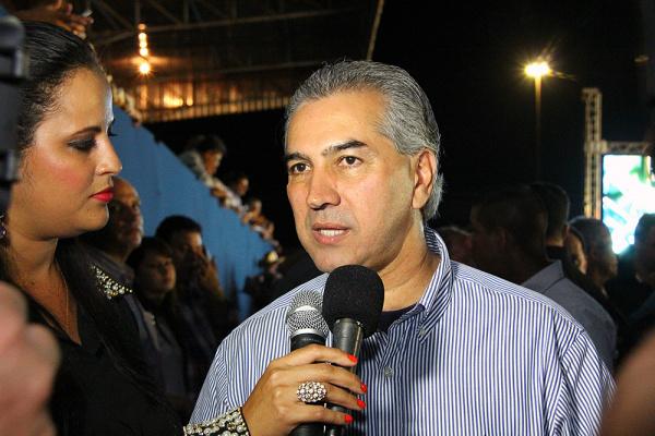 Governador cumpriu em um ano 30,4% dos compromissos. - Crédito: Foto: Divulgação
