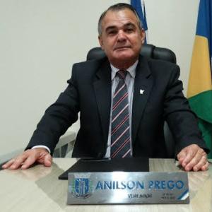 Anílson Prego  assumiu a presidência da Câmara. - Crédito: Foto: Vilson Nascimento