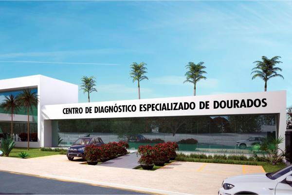 Maquete do projeto aprovado pelo Ministério da Saúde. - Crédito: Foto: Divulgação
