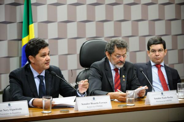 Durante seu funcionamento, a CPI do HSBC realizou 12 reuniões. - Crédito: Foto: Marcos Oliveira/Agência Senadi