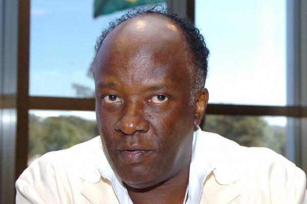 Ator Antônio Pompêo foi presidente do Centro de Documentação e Informação do Artista Negro. - Crédito: Foto: Divulgação