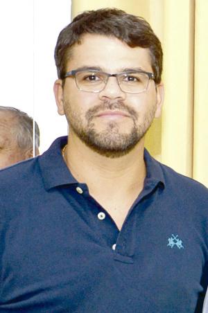 Vereador Maurício Lemes. - Crédito: Foto: Divulgação