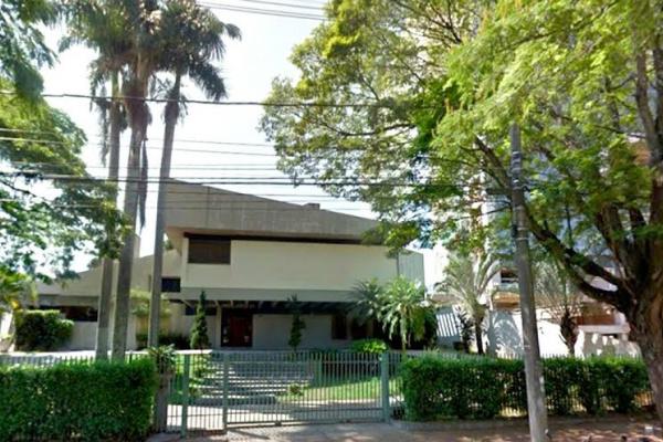 Imóvel em concreto, na Avenida Afonso Pena, será palco da Casa Cor MS, que acontece este ano na Capital. - Crédito: Foto: Divulgação
