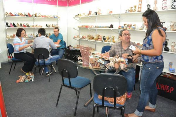 Feira de Calçados, Couros e Vestuário de Mato Grosso do Sul será de 24 a 27 de janeiro na Capital. - Crédito: Foto: Divulgação