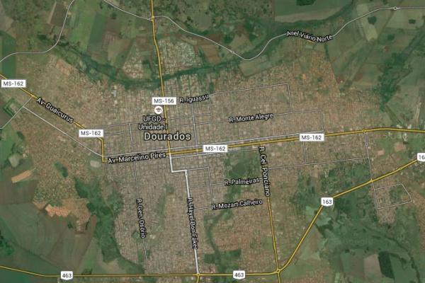 Prefeitura usa  imagens por satélite para identificar imóveis. - Crédito: Foto: Divulgação