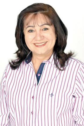 Destaque à atuante vereadora e excelente pessoa Délia Razuk. -