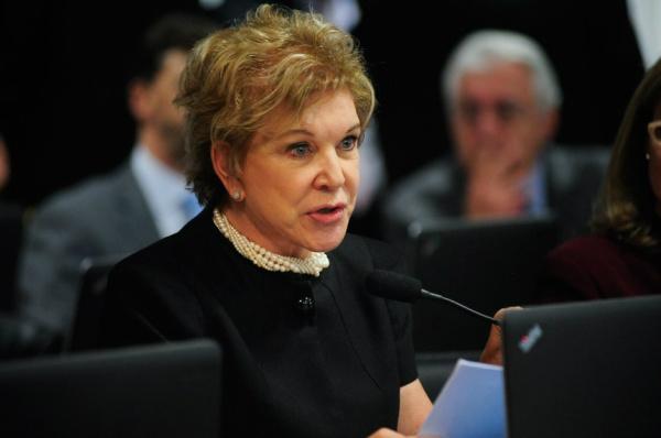 Senadora Marta Suplicy. - Crédito: Foto:  Pedro França/Agência Ssenado
