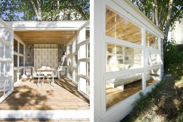 Projeto da sueca une arquitetura e sustentabilidade. - Crédito: Foto: Divulgação