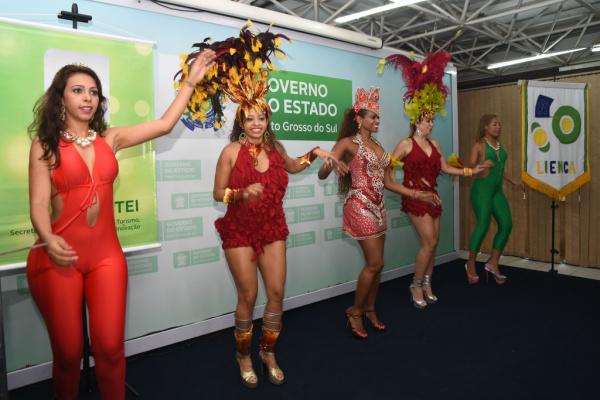 Entidades carnavalescas da Capital receberam o aporte financeiro no valor total de R$ 294 mil. - Crédito: Foto: Jessica Barbosa