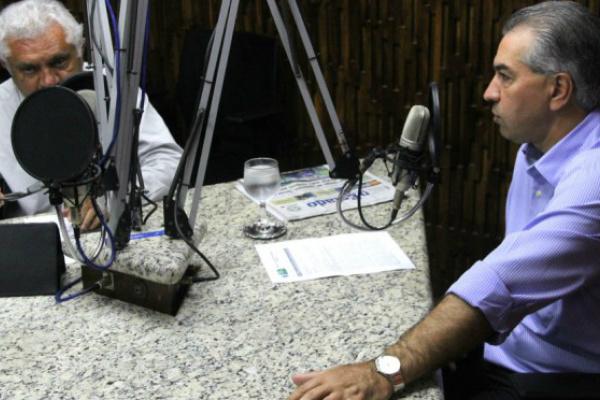 Reinaldo disse à Radio Capital que o Governo está com dificuldades para realizar os reparos nas áreas afetadas devido às chuvas. - Crédito: Foto: Chico Ribeiro