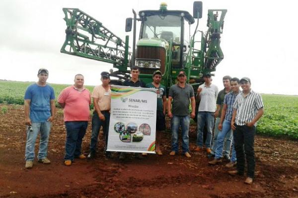 Agricultura de Precisão profissionaliza e torna setor sustentável. - Crédito: Foto: Divulgação