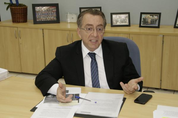 Mansour Karmouche diz que OAB fará fiscalização rigorosa. - Crédito: Foto: Wandir Filliú