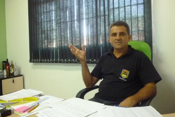 Parceria prejudica,  diz Abelha. - Crédito: Foto: Divulgação
