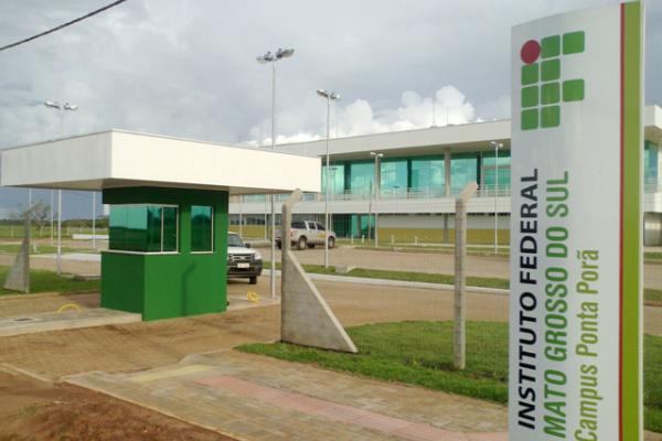 Instituto Federal de Mato Grosso do Sul faz inscrições para 2016. - Crédito: Foto: Assessoria