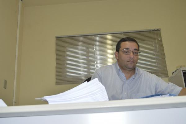 Gilson da Silva Sá é presidente do Sinpospetro MS. - Crédito: Foto: Divulgação