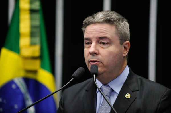 Anastasia quer a criação do Fundo Nacional de Combate à Corrupção - Crédito: Foto: Marcos Oliveira/Agência Senado