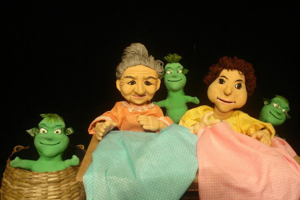 """História do espetáculo """"Os Meninos Verdes de Cora Coralina"""" é preservada em sua essência, rica em metáforas e simbolismo. - Crédito: Foto: Divulgação"""