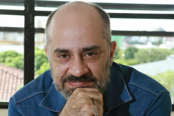 Jornalista e músico Rodrigo Teixeira vai ministrar palestra. - Crédito: Foto: Divulgação