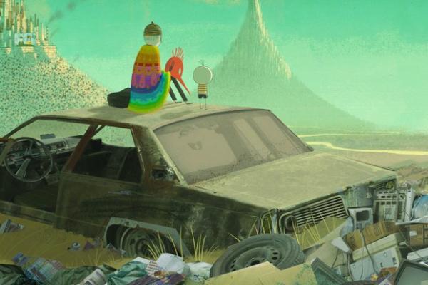 """Animação brasileira """"O Menino e o Mundo"""", mostra visão de um garoto do campo sobre a cidade. - Crédito: Foto: Divulgação"""
