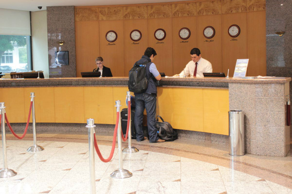 Redes hoteleiras estão otimistas com a taxa de ocupação. - Crédito: Foto: Divulgação