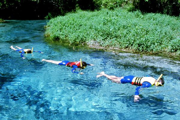 No itinerário estão atrativos ligados ao turismo de aventura. - Crédito: Foto: Divulgação