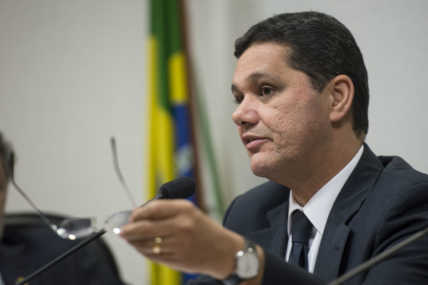 Ferraço  queixa-se da aliança com o PT e o governo. - Crédito: Foto: Arquivo - Marcelo Camargo/Agência Brasil