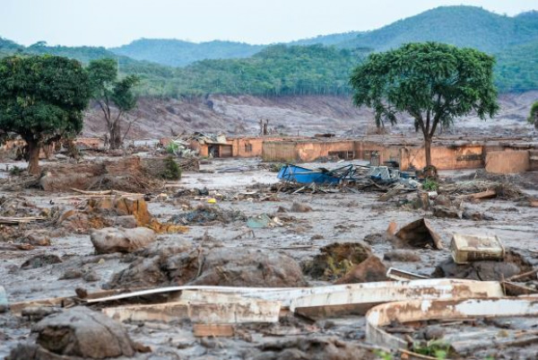 O investimento para reposição das perdas ocasionadas pelo desastre está orçado em US$ 5,2 bi. - Crédito: Foto: Antonio Cruz/ Agência Brasil