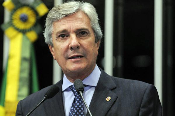 Procurador pediu a perda de mandato do senador Collor - Crédito: Foto: Divulgação