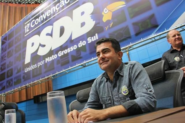 Marçal Filho está sendo cotado, no PSDB, para disputar a Prefeitura de Dourados. - Crédito: Foto: Divulgação