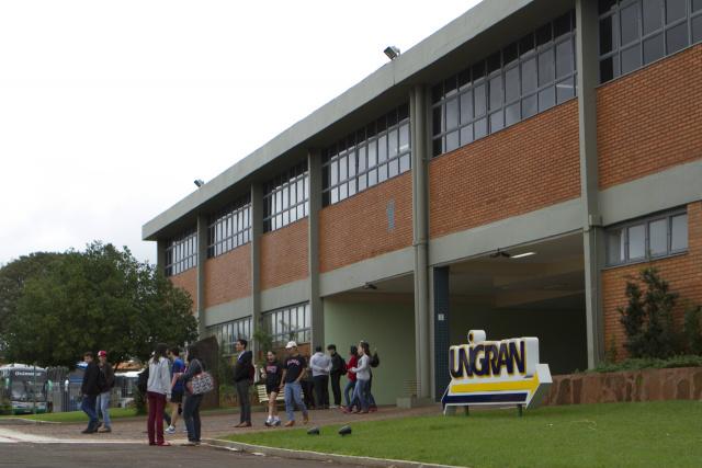 Conceito da Instituição é 4, em uma escala de 1 a 5, no IGC. - Crédito: Foto: Unigran