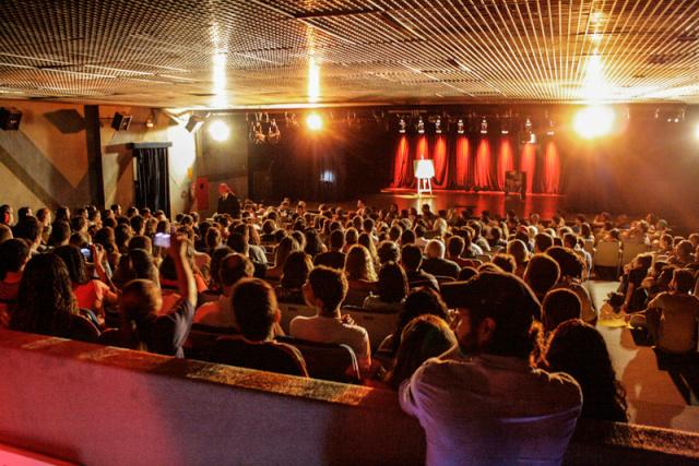 Objetivo da Boca de Cena é promover uma programação artística reveladora da expressão cênica estadual propiciando aprendizado prático, intercâmbio e formação de plateias e artistas. - Crédito: Foto: Divulgação