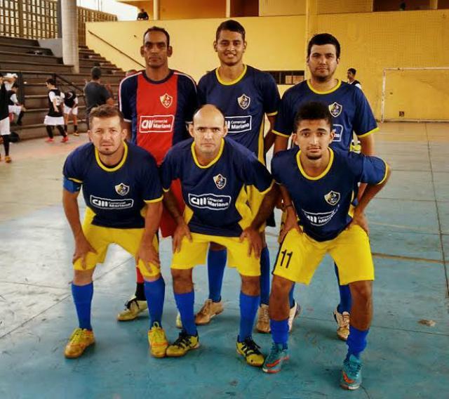 Equipe de futsal de surdos de Dourados tem competido muito bem. - Crédito: Foto: Divulgação