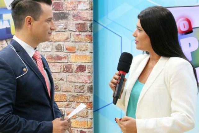 Durante entrevista ao O Povo na TV, Rose Modesto disse que o Estado vai honrar compromissos. - Crédito: Foto:  Leca/Assessoria