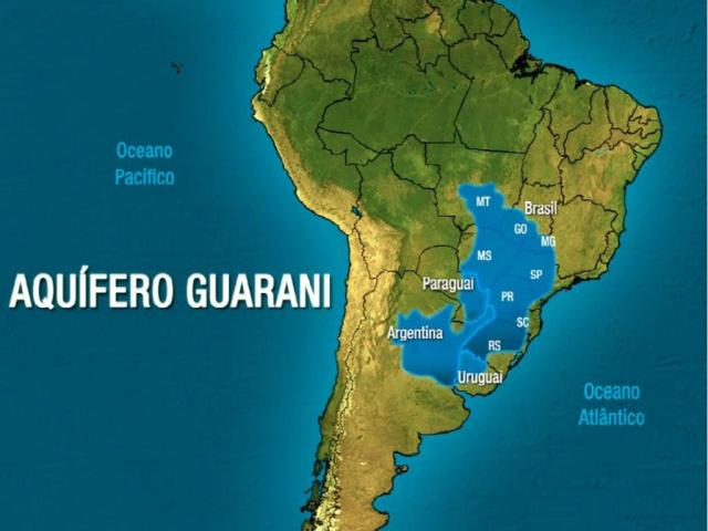 Segundo o estudo, o Uruguai atuou como mobilizador. - Crédito: Foto: Reprodução
