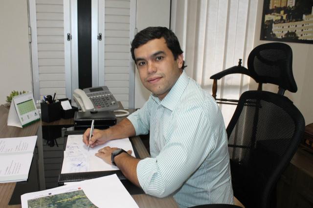 Deputado Beto Pereira deixou o PDT e ingressa no PSDB na próxima segunda-feira. - Crédito: Foto: Divulgação