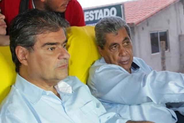 Ex-prefeito Nelsinho e ex-governador André Puccinelli podem Ter mesmo palanque. - Crédito: Foto: Divulgação