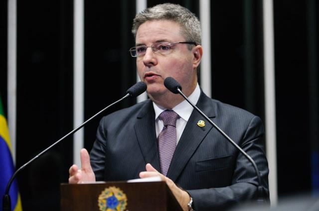 Anastasia é o autor do projeto de Lei do Senado - Crédito: Foto: Moreira Mariz/Agência Senado