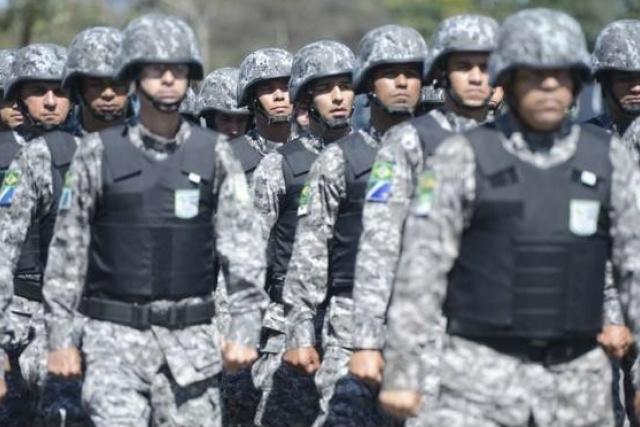 Os policiais foram aprovados no processo seletivo deste mês. - Crédito: Foto: Divulgação