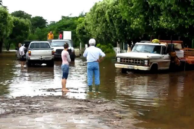 Em Aquidauana, a situação de emergência ocorreu principalmente em razão da cheia no rio. - Crédito: Foto: Divulgação