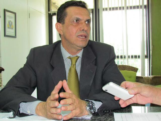 Secretário Silvio Maluf destacou queda nos índices de criminalidade em Mato Grosso do Sul. - Crédito: Foto: Elvio Lopes