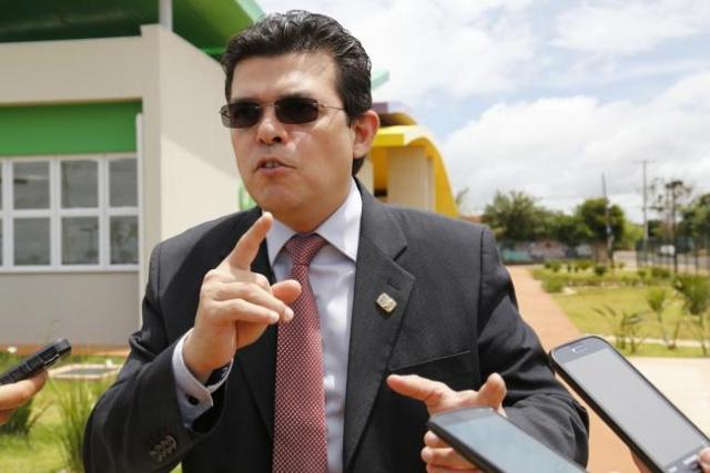 Olarte tentou na Justiça voltar ao cargo de vice-prefeito e receber salários atrasados. - Crédito: Foto: Divulgação