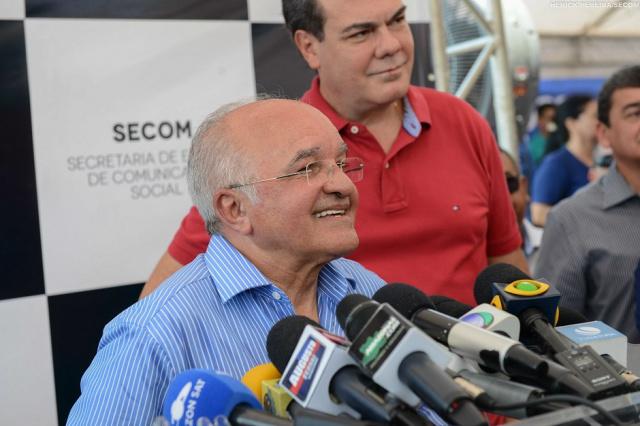 Mandatos do governador José Melo - Crédito: Foto: Arquivo: Herick Pereira-Secom-AM