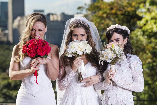 """Em 2015, filme """"Loucas Pra Casar"""", ficou em 10º lugar, com público de 3,7 milhões. - Crédito: Foto: Divulgação"""