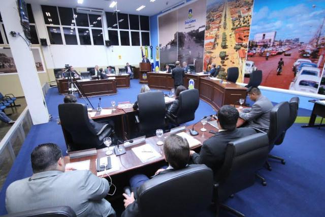 Legislativo retoma sessões em plenário dia 1 de fevereiro. - Crédito: Foto: Assessoria