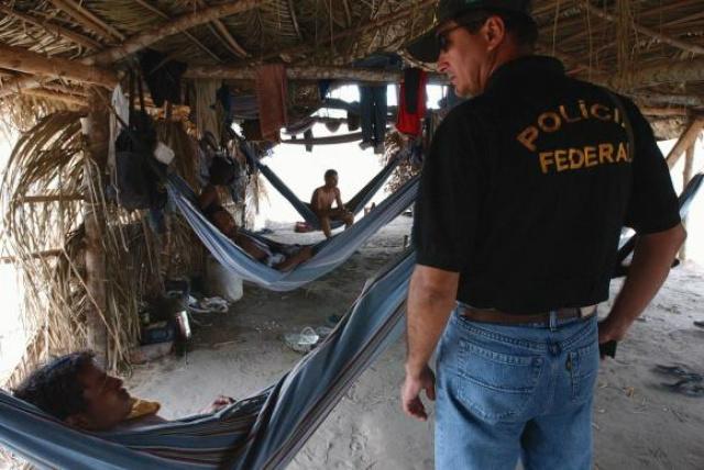 Em 55 operações na área rural, foram identificadas 403 pessoas em condições análogas à escravidão. - Crédito: Foto: Marcello Casal Jr/Agência Brasil