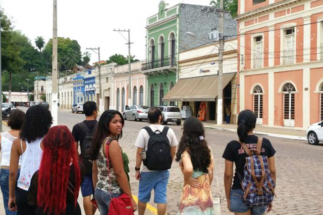 Capital do Pantanal atrai turistas brasileiros e estrangeiros de diversas nacionalidades. - Crédito: Foto: Divulgação