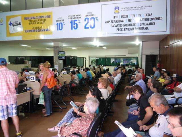 Central de Atendimento ao Cidadão. - Crédito: Foto: Assecom