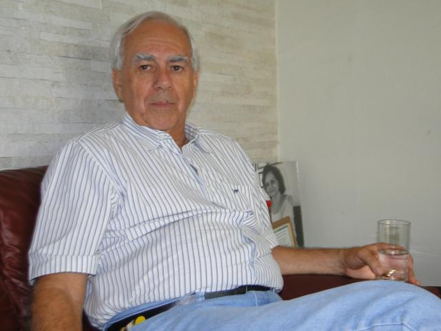 Vice-prefeito Odilon Azambuja, em visitao ao O PROGRESSO. - Crédito: Foto: Divulgação