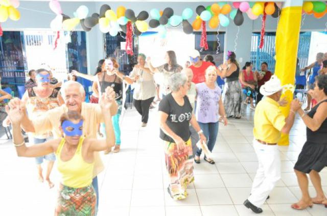 São esperadas entre 350 a 400 pessoas para o primeiro baile no CCI Andres Chamorro do Jardim Água Boa. - Crédito: Foto: Divulgação