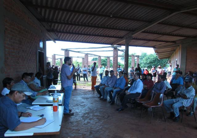 Foi decidido na reunião que será realizado um pedido ao MPF. - Crédito: Foto: Divulgação